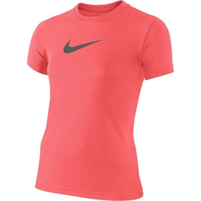 NIKE T-shirt Legend - Enfant fille - Rose