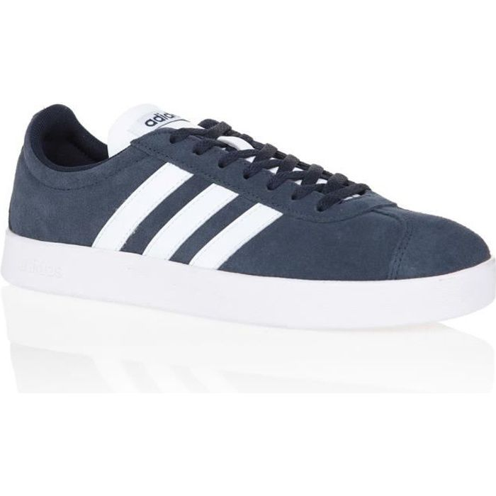 adidas neo - baskets vl court bleu