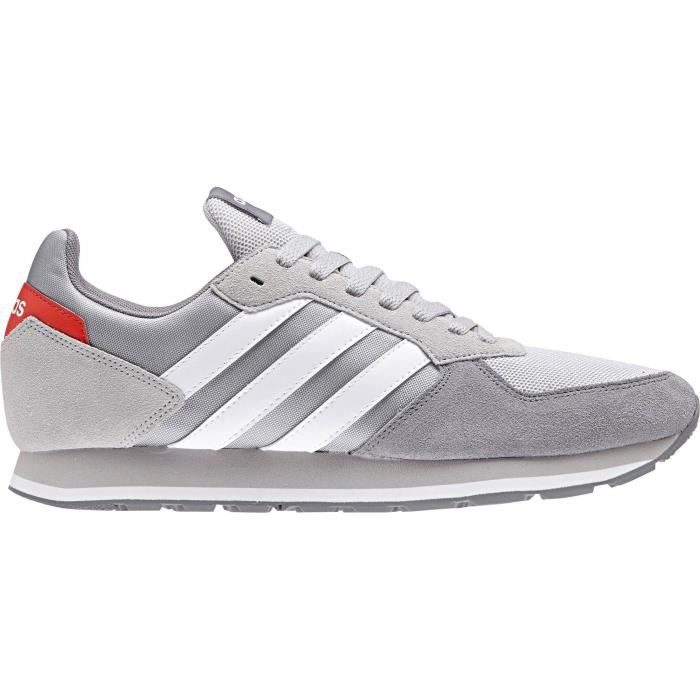 new arrival 976a9 0c7f7 ADIDAS Baskets 8K - Homme - Gris