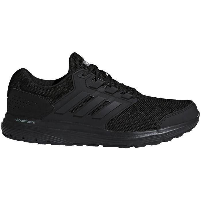 ADIDAS Chaussures de running Galaxy - Homme - Noir