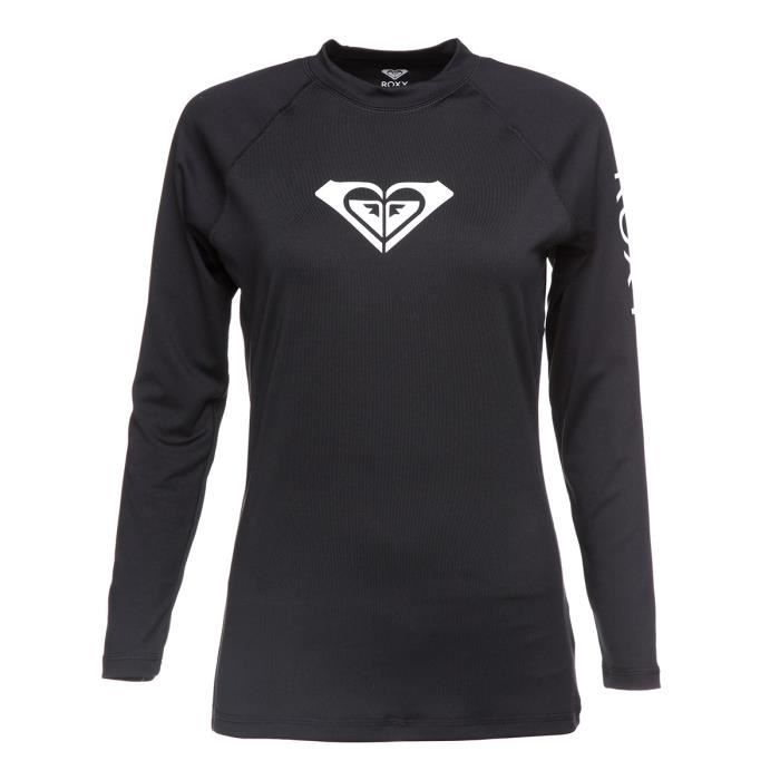 ROXY Lycra Whole Hearted - Femme - Noir