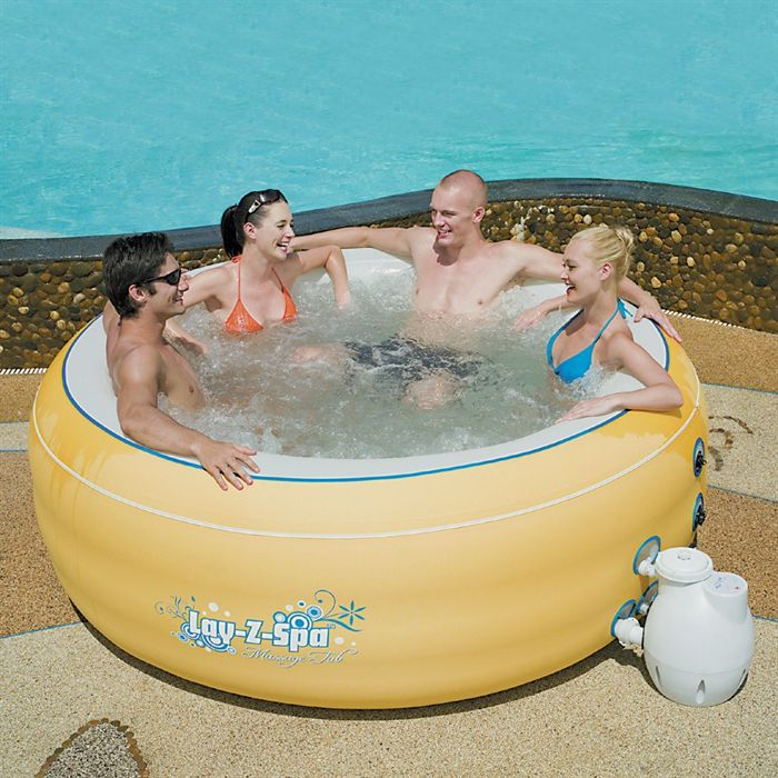 piscine gonflable chauffante