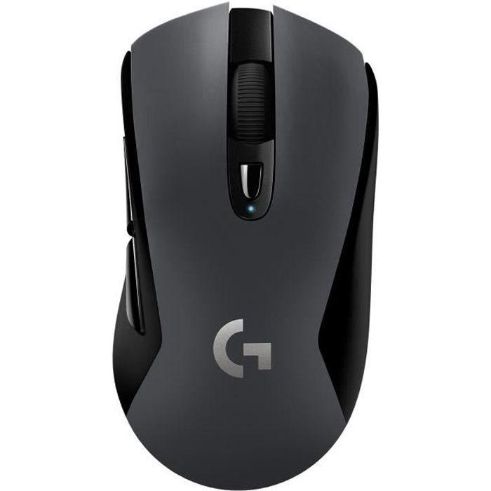 LOGITECH G - Souris gamer sans fil G603 - Noir
