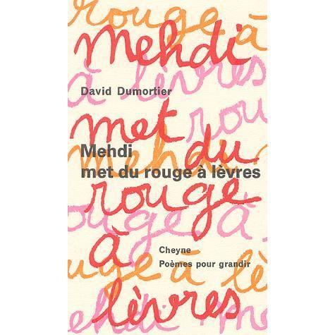 Mehdi met du rouge à lèvres