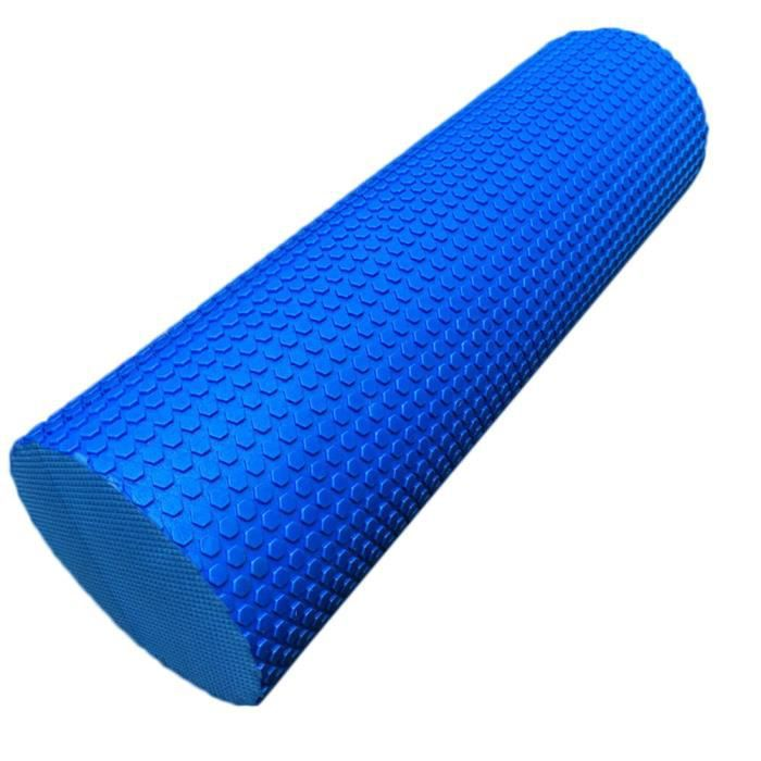 【Tapis de yoga】60x15cm Physio EVA Mousse Yoga Pilates Rouleau Gym Dos Exercice Massage À Domicile_YU18011