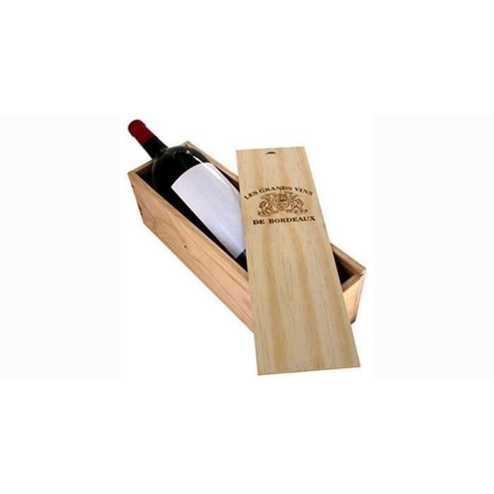 1 bouteille - Vin rouge - Tranquille - Vignobles PERCIER Château Bel-Air L'espérance Bordeaux Rouge 2014 1x600cl
