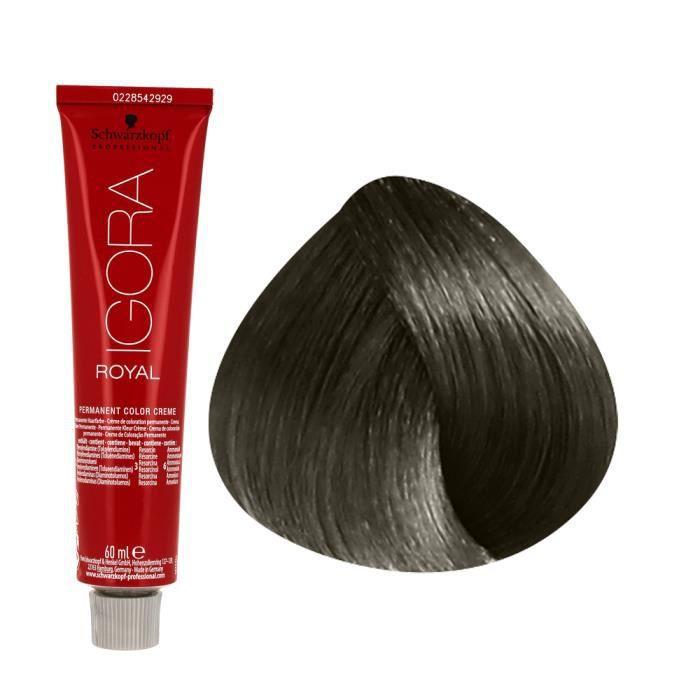 Schwarzkopf Coloration permanente Haute Définition 7-00 : Blond naturel extra , 60ml