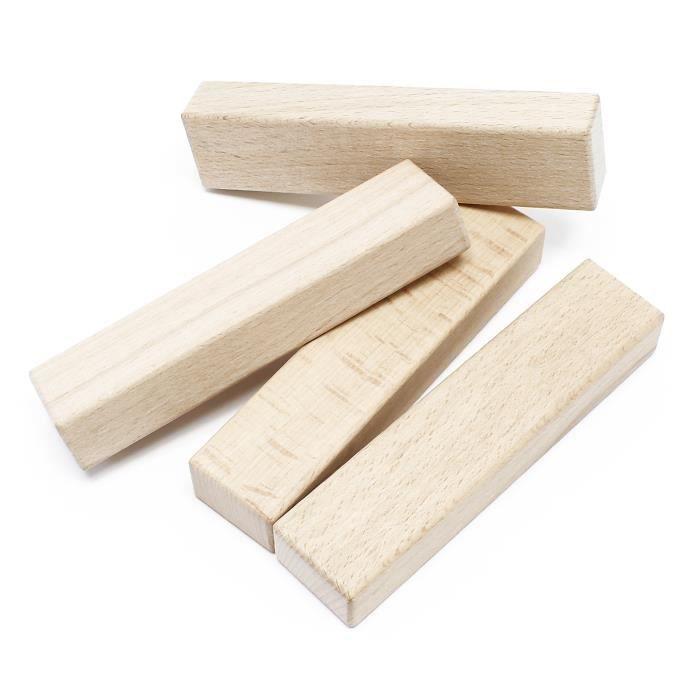 Pièce détachée Jeu de Blocs en bois pour Pressoir Presse à fruits vin fruit chêne cidre - 30162-10