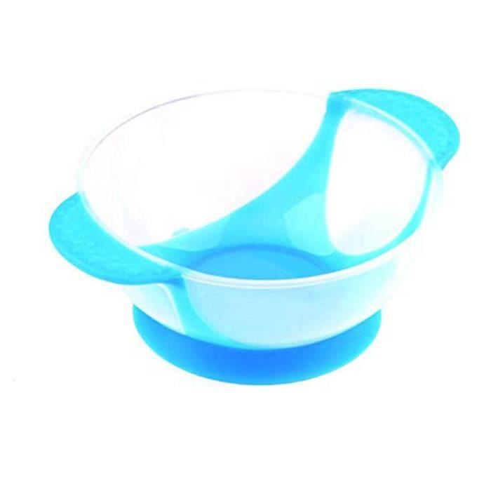 Vaisselle de table en paille pour enfants, bol d'entraînement pour bébé, plats en plastique pour enfants, alimentation [BBE959F]