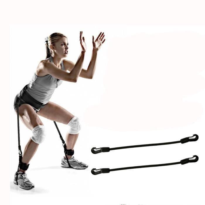 Kit d'élastiques de fitness-Sangle d'entraînement pour augmenter la force Sh37299