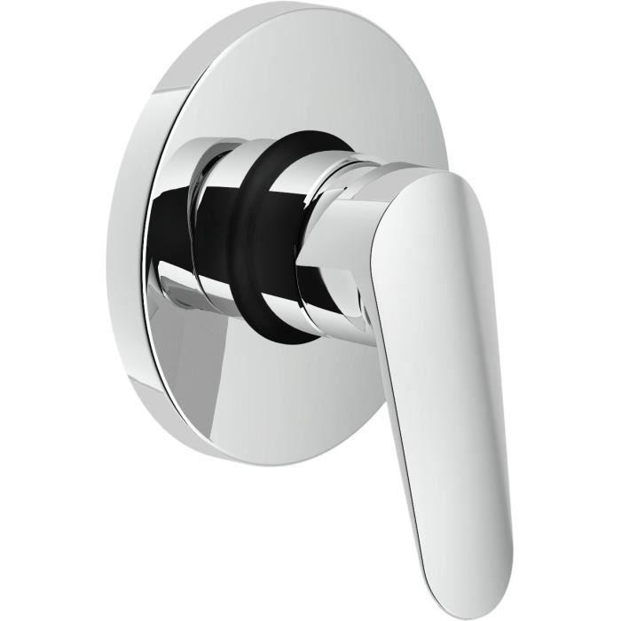 Nobili rubinetterie Mitigeur de douche à encastrer - BS101108CR