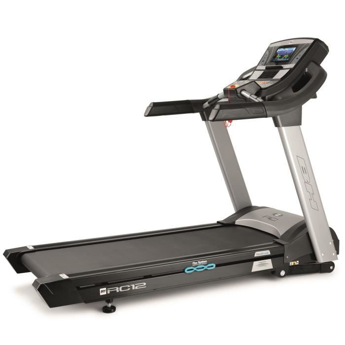 BH Fitness RC12 TFT, 150 kg, 1 km-h, 22 km-h, Noir, Gris, 0 - 15%, Ceinture pectorale