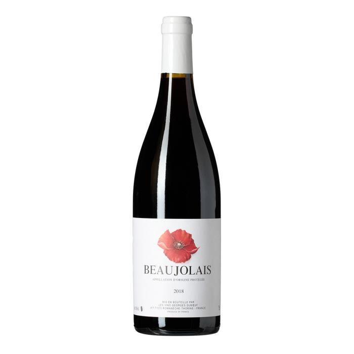 Georges Duboeuf 2018 Beaujolais - Vin rouge du Beaujolais