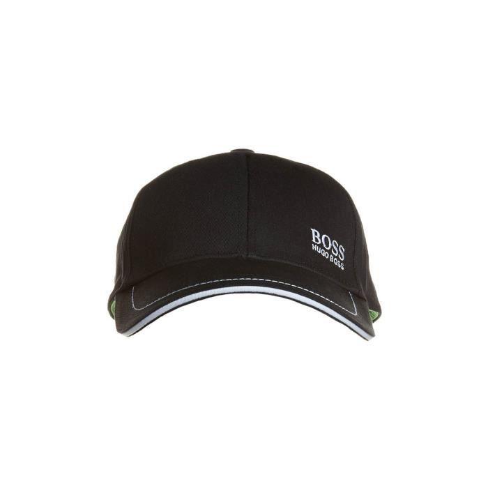 casquette hugo boss cap 1 noire - Couleur - Noir
