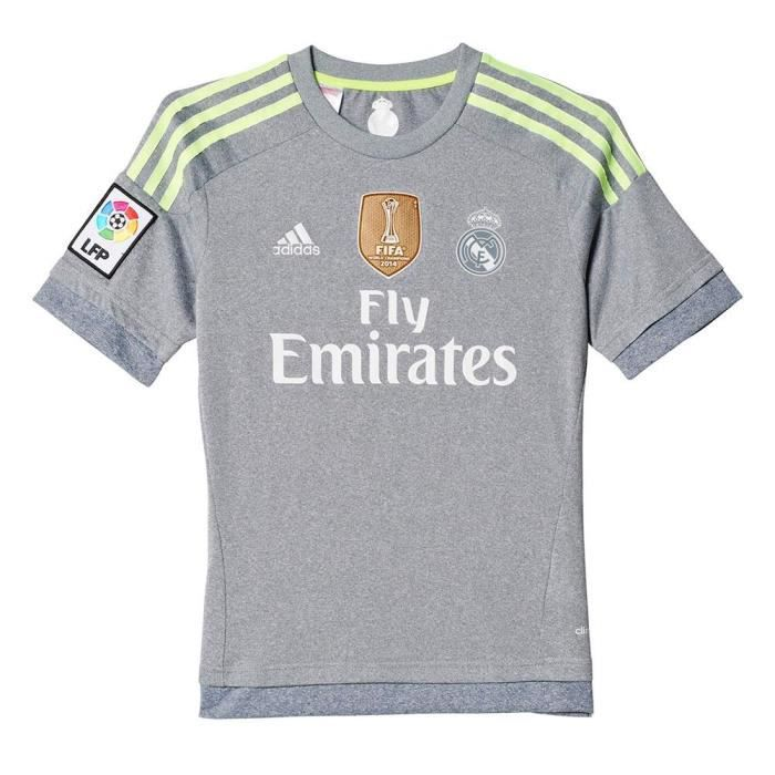 Clubs Adidas Real Madrid 2nd 2015-2016 Junior