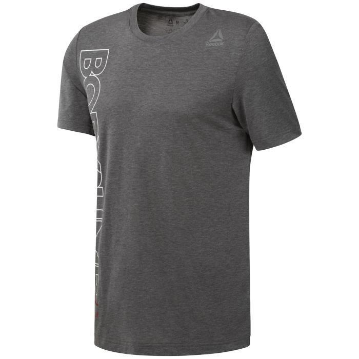 T-shirt Reebok Les Mills Bodypump Dual Blend