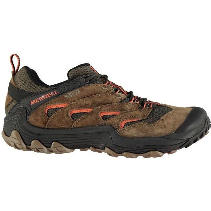 Merrell Chameleon 7 Limit Chaussures De Marche Randonnée Montagne Hommes
