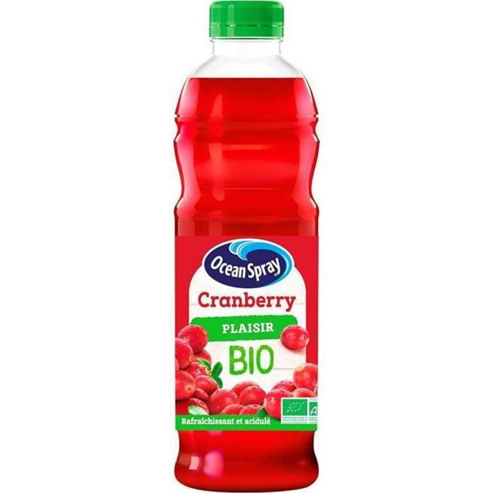 Ocean Spray Cranberry bio 1 L