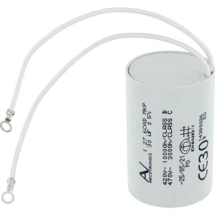 Condensateur Reber Pour hachoir électrique n°22
