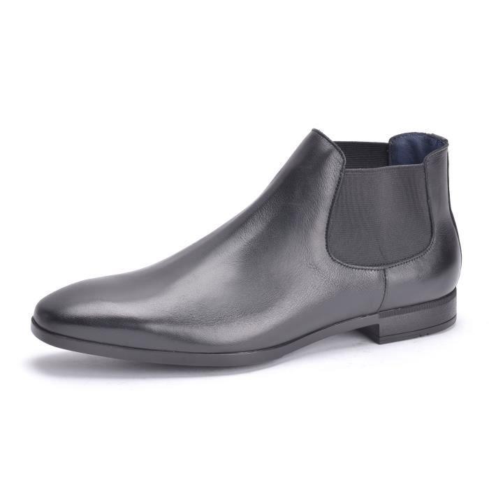 REDSKINS Chelsea Boots V Baliari Noir Homme