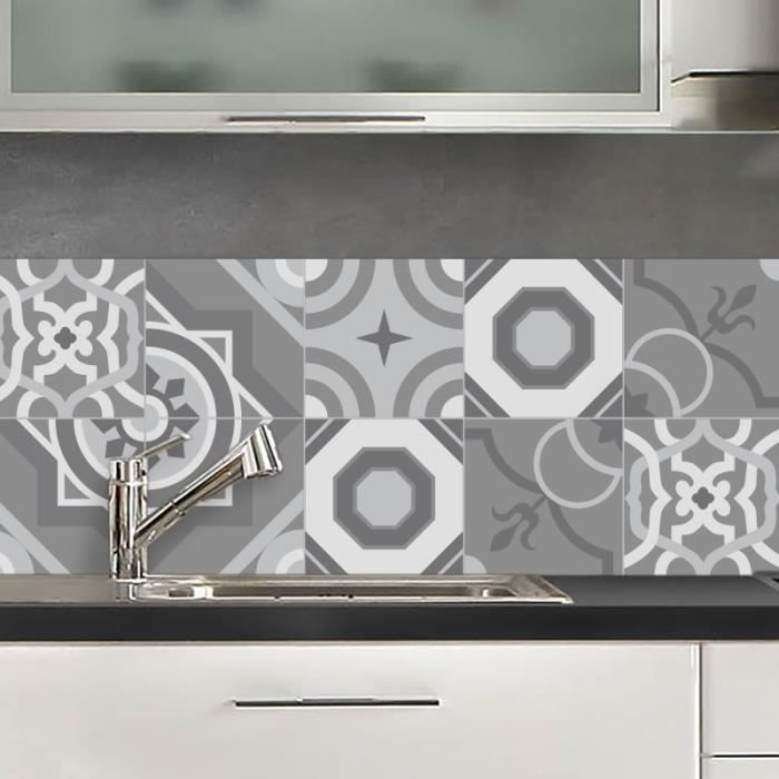 CREDENCE ADHESIVE MONTREAL GRIS 40X100 CM