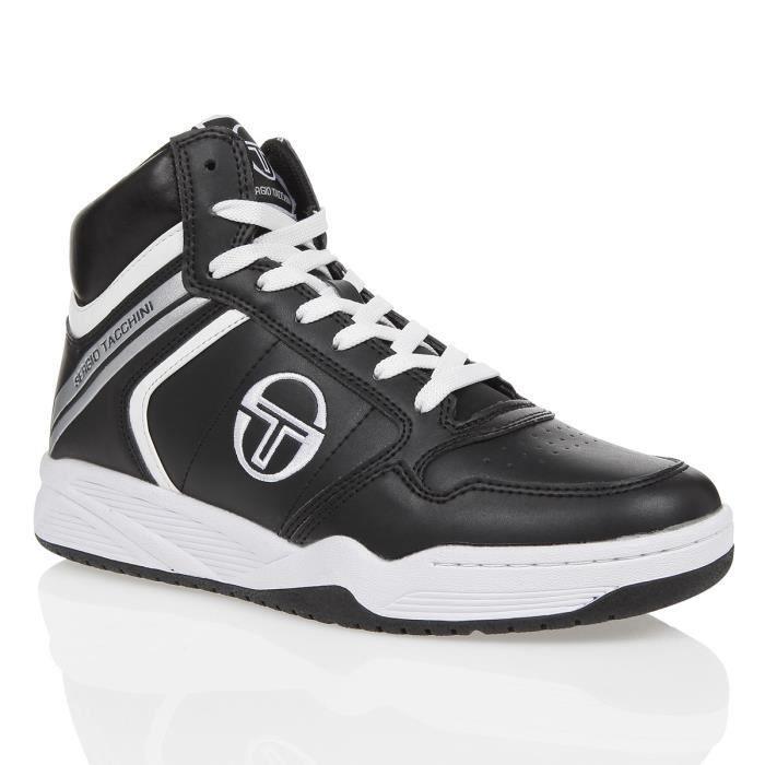 SERGIO TACCHINI Baskets FLASH LTX - Homme - Blanc/Gris