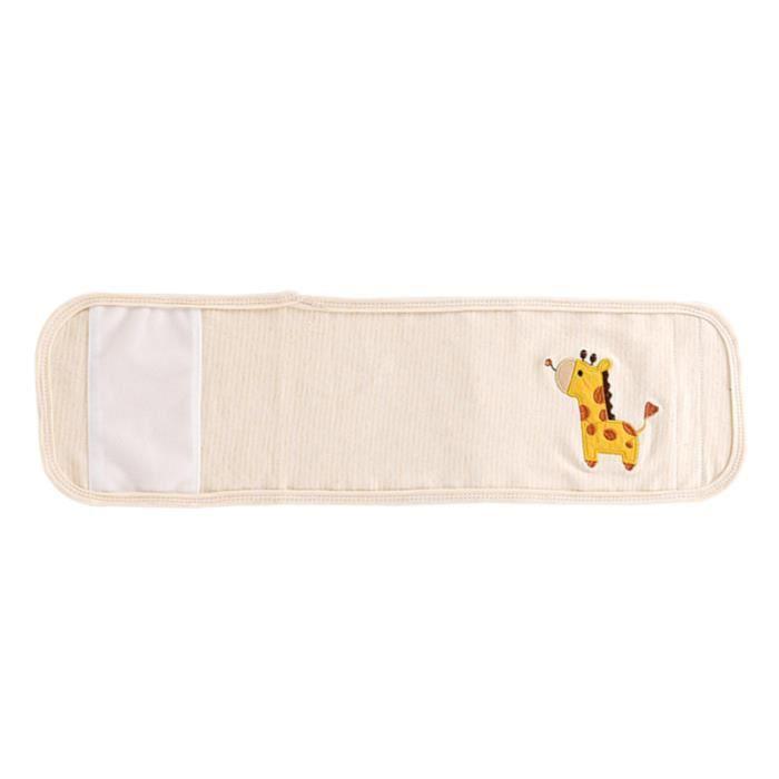 1 Pc bébé ventre circonférence réglable coton respirant doux cordon ombilical ceinture BANDEAU - SERRE-TETE - HEADBAND - HAIRBAND