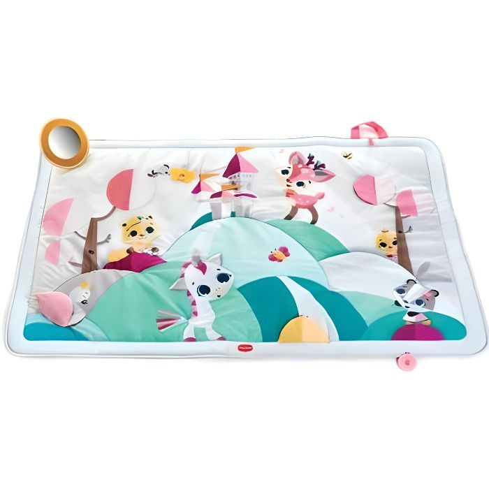 Tiny Love Tapis d'eveil Geant Collection Princesse