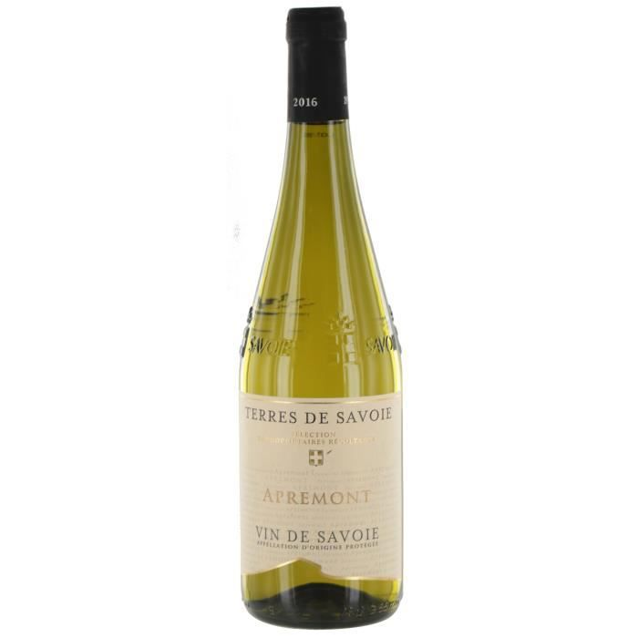 Terres de Savoie 2019 Apremont - Vin blanc de Savoie
