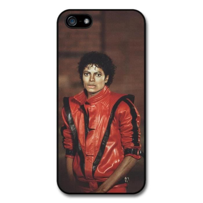 michael jackson red suit thriller king of pop c� achat