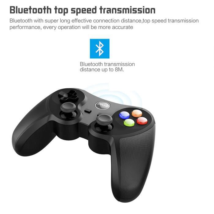 VOLANT PC JOYSTICK - MANETTE - VOLANT PC Gamepads Bluetooth