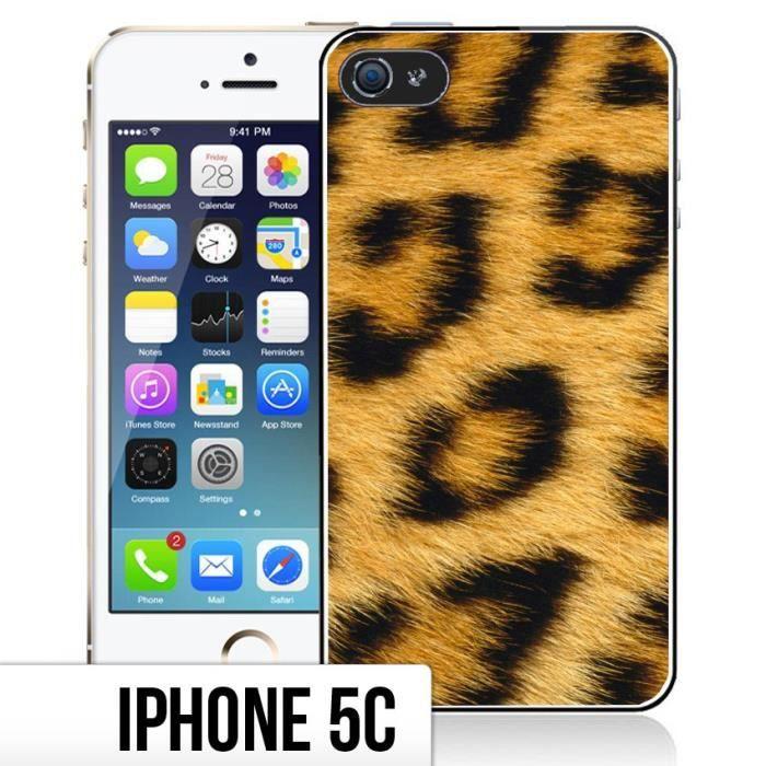 Coque fourrure iphone 5c