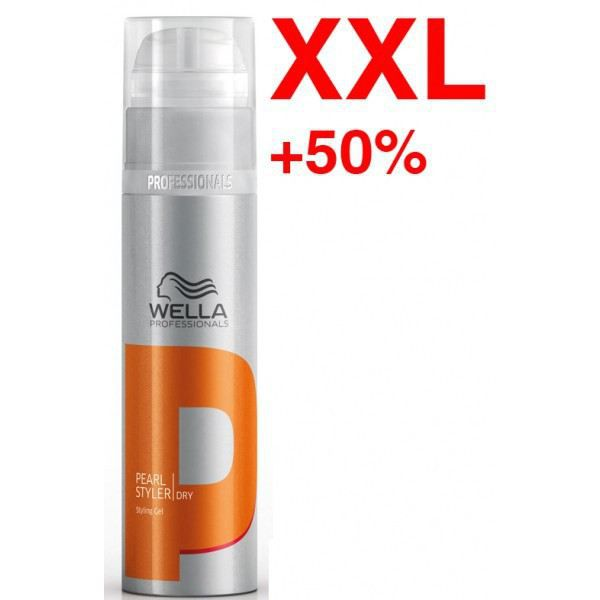 pearl styler wella gel perl 150 ml achat vente cire. Black Bedroom Furniture Sets. Home Design Ideas