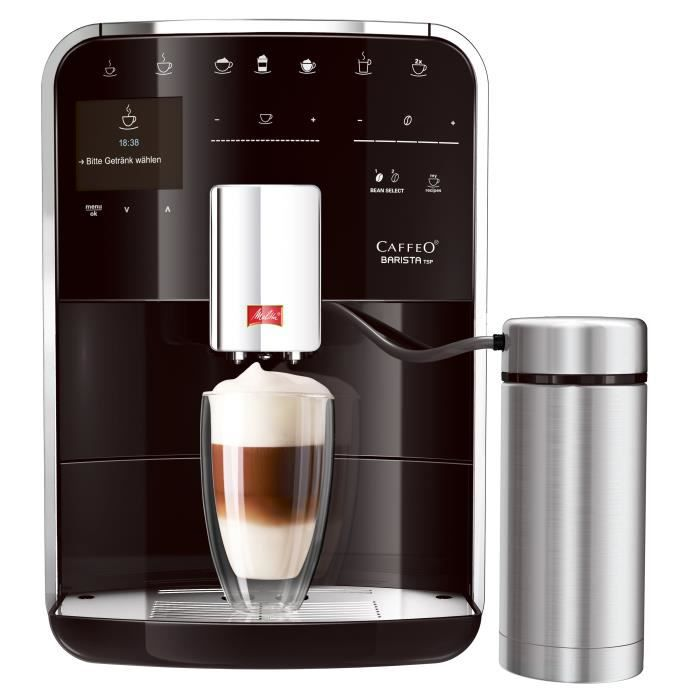 machine expresso avec broyeur int gr melitta achat. Black Bedroom Furniture Sets. Home Design Ideas