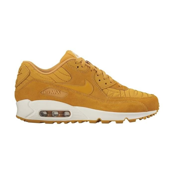 factory outlet lowest discount innovative design MOUTARDE ZAPATILLA WMNS NIKE AIR MAX 90 PREM Jaune - Achat / Vente ...