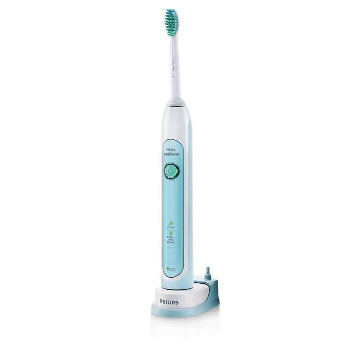 brosse dents lectriques philips sonicare hx6711 02 healthywhite sp cial blancheur achat. Black Bedroom Furniture Sets. Home Design Ideas