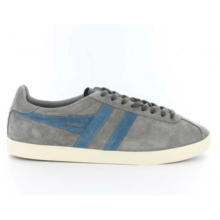 Cool Chaussure Homme 45 Trainer Pointure Grey Baskets Suede Blue Pro basses Gola CRwXqRr