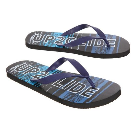 Bleu Homme Vente Up2glide Achat Sandales Florida 6Ybvgyf7