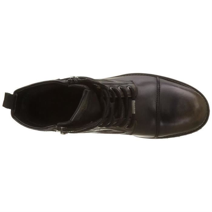 bottines / boots melting heritage new homme pepe jeans pms50155