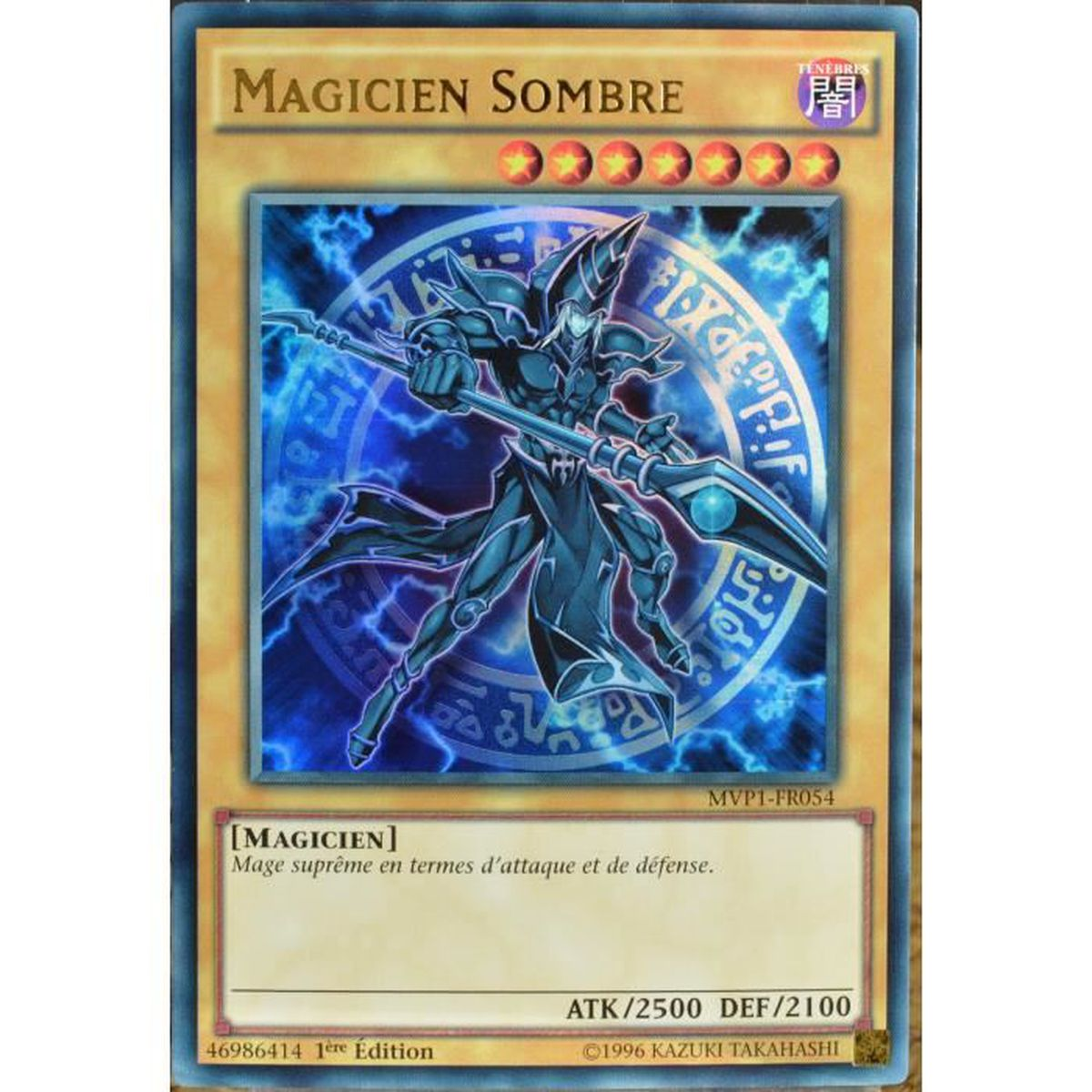 Yu-Gi-Oh MVP1-FRS54 Magicien Sombre