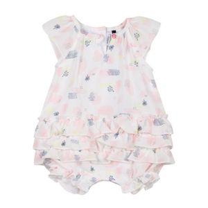 Baby Body Body court petit rayon de soleil rose Licorne 62-92 CM cadeau