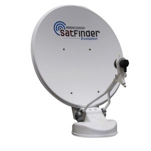 Antenne satellite automatique SatFinder Evo 85cm
