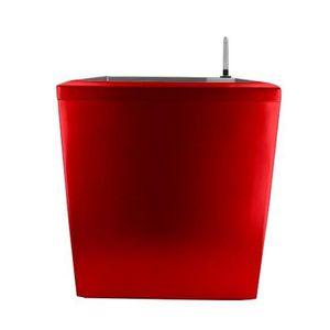 JARDINIÈRE - BAC A FLEUR Pot de fleur avec arrosage automatique 39 X 39 X 4