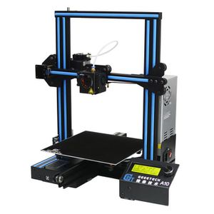 IMPRIMANTE 3D Déstockage ! ! Imprimante 3D DIY Geeetech A10 Kit
