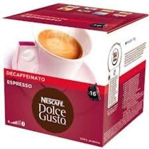 CAFÉ CD-266Nescafé Dolce Gusto Café décaféiné (5 unités