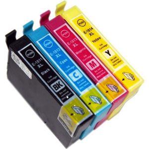CARTOUCHE IMPRIMANTE T1816 Multipack 4 cartouches compatible EPSON