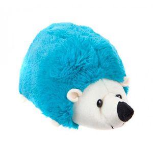 PELUCHE Kamparo jouet en peluche hérisson bleu 19 cm