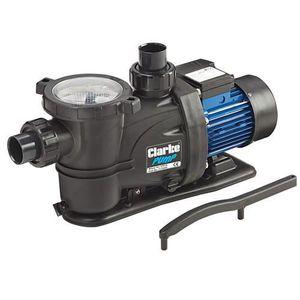 POMPE - FILTRATION  Clarke SPP10 1 HP 750W pompe de piscine débit maxi