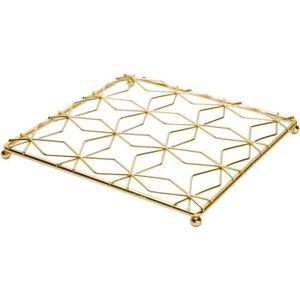 DESSOUS DE PLAT  COSY&TRENDY 2637367 Dessous de plat carré métal do