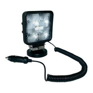 LAMPE DE POCHE Lumière magnétique LED 12/24 V EAL